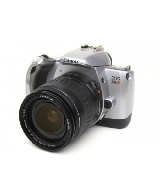USED: Canon EOS 300v 35mm Film Camera with Canon 28-105mm Lens