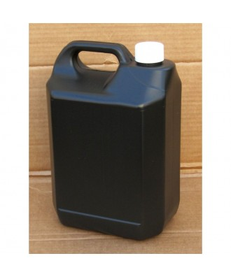 Darkroom Chemical Storage Bottles - 5L Jerry Can (Black)